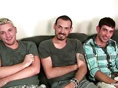 These Guys Are Here For Some Nice Jerk Off 1